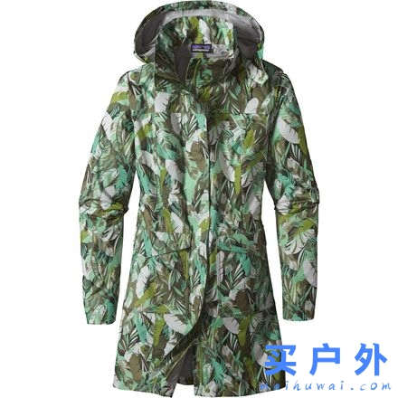 Patagonia Torrentshell City Coat 巴塔哥尼亚 女款防水大衣外套