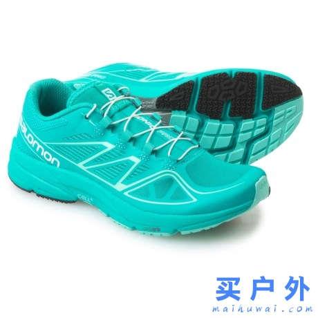 Salomon Sonic Pro Running Shoes 萨洛蒙 女款户外城市慢跑马拉松运动鞋跑步鞋