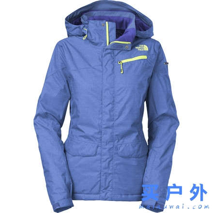 The North Face Pibba Jacket 北面 女款滑雪服