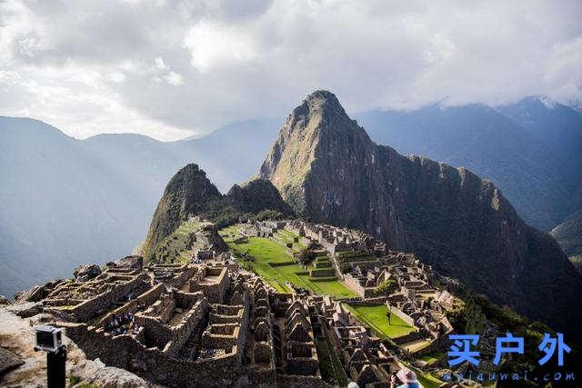 南美秘鲁旅行,在天空之城俯看整个马丘比丘