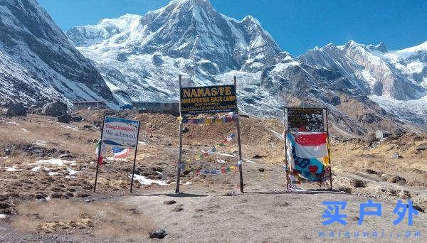 徒步者的天堂,尼泊尔经典户外徒步路线说明