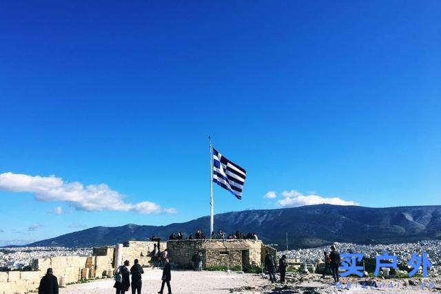 此生必访希腊雅典,我在蓝天、白云、历史里头迷了路
