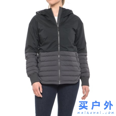 Columbia Open Site Omni-Tech Hybrid Jacket 哥伦比亚 女款混合防水夹克