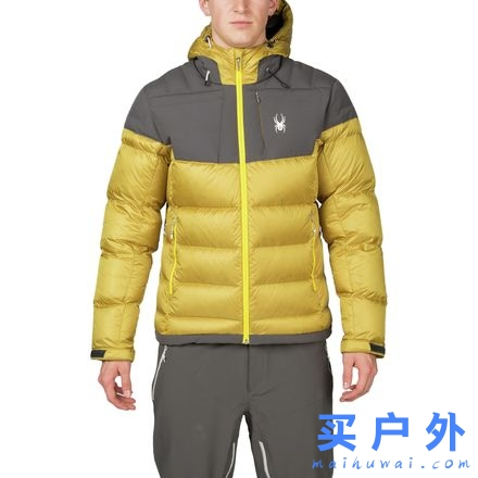 Spyder Bernese Down Jacket 蜘蛛 男款保暖羽绒服