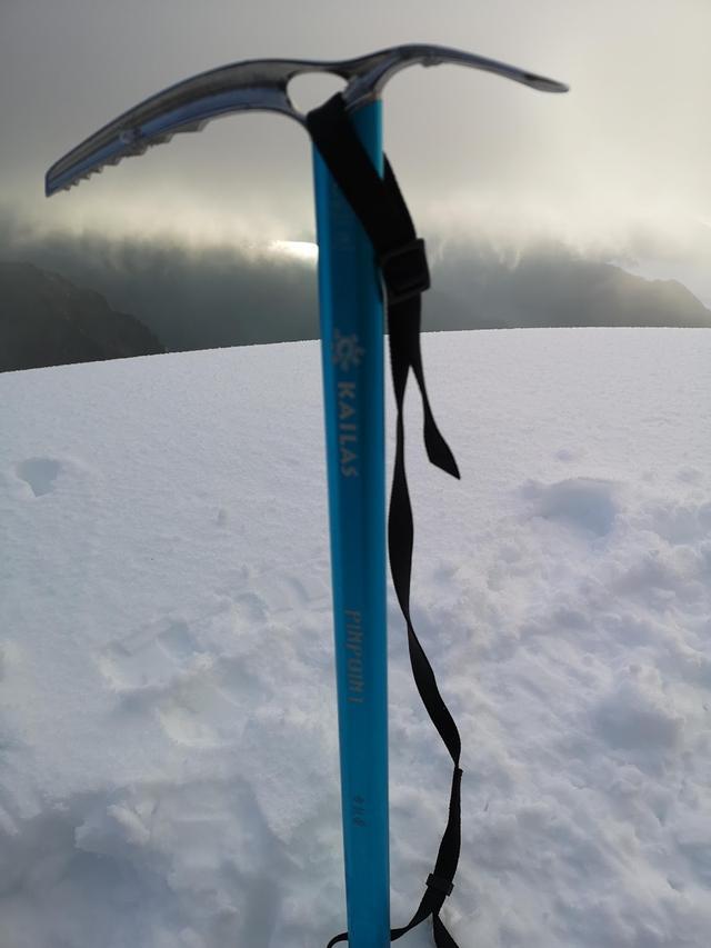 攀登半脊峰游记,我的雪山之行
