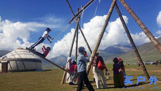 吉尔吉斯斯坦一个低调得没有存在感的邻国, 游牧世界里的乌托邦