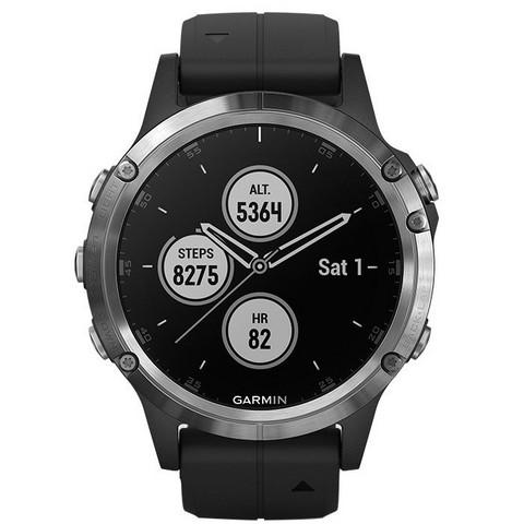 GARMIN 佳明 fenix5 Plus 英文版 多功能心率腕表