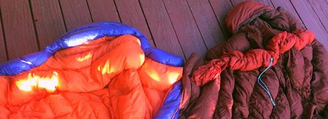 教你如何挑选羽绒睡袋,你会买睡袋吗?