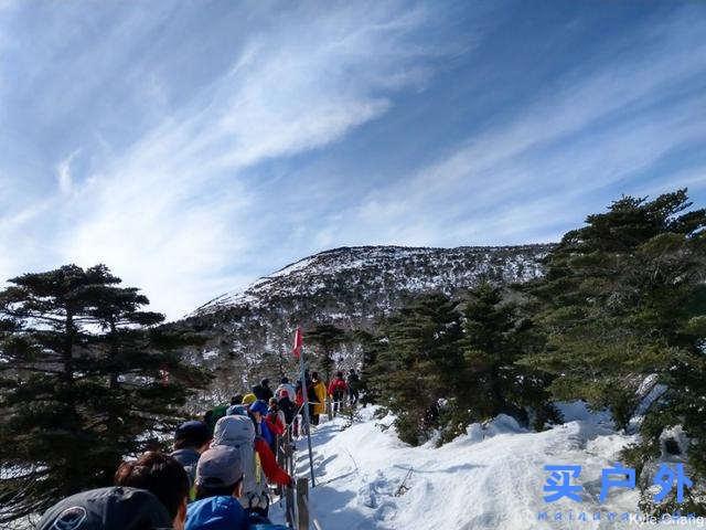 冬天爬韩国第一高峰,19.2公里雪登济州岛汉拿山!