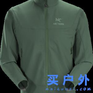 Arc'teryx Gamma LT Jacket 始祖鸟 男款防风软壳