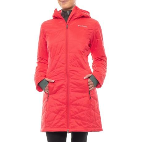 Columbia Mighty Lite Omni-Heat Hooded Jacket 哥伦比亚 女款保暖大衣