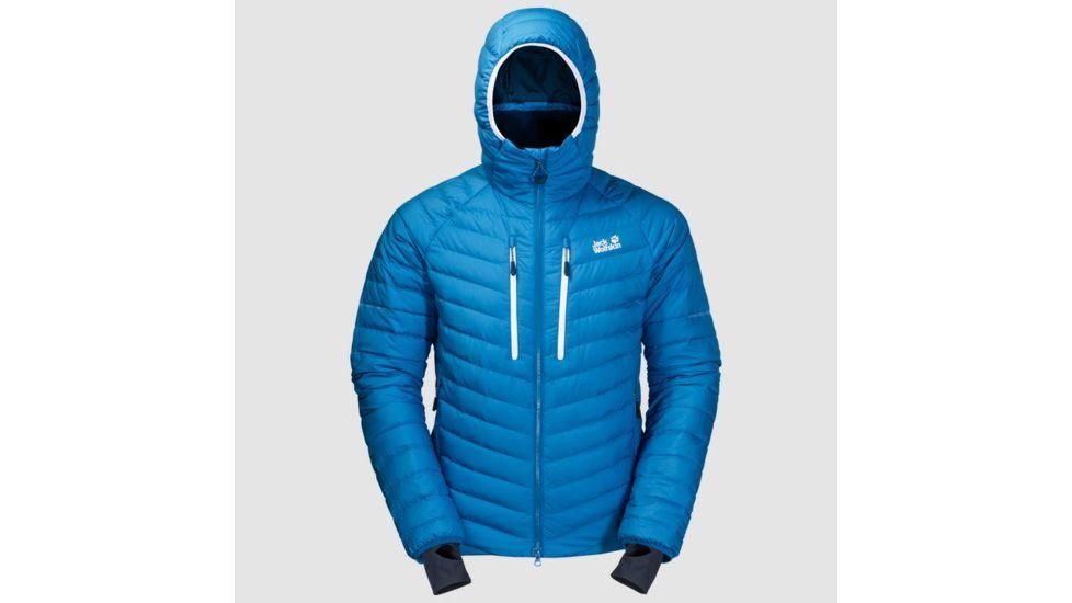Jack Wolfskin Mount Floyen Jacket 狼爪 男款冬季运动羽绒服