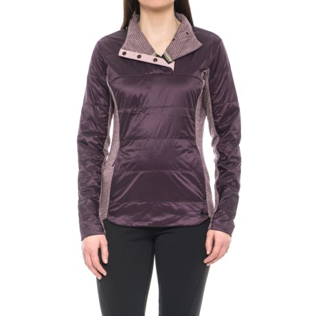 SmartWool Double Propulsion 60 Jacket 女款 美利奴羊毛保暖外套