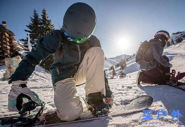 单板滑雪,姿势对不对我是哪一种? Goofy还是Regular?