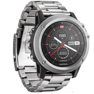 GARMIN 佳明 Fenix3 钛合金蓝宝石英文版 GPS运动手表