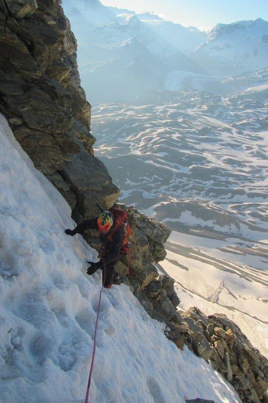 以攀登马特洪峰为例,浅谈阿尔卑斯山区攀登风险与入门训练