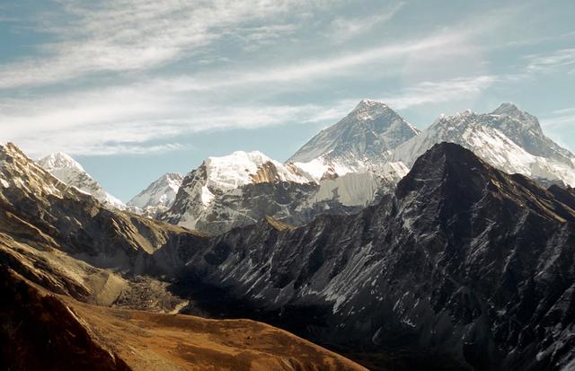 尼泊尔徒步旅行,去珠峰大本营没有你想的那么难