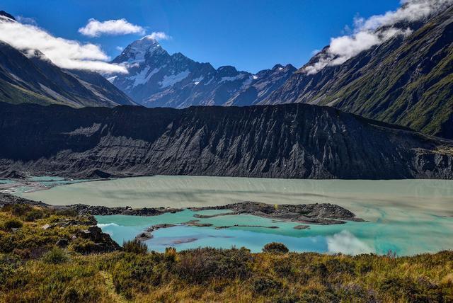 新西兰库克山国家公园旅游攻略,你也可以走的短程步道