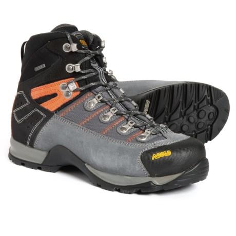 Asolo Fugitive Gore-Tex Hiking Boots 阿索罗 男款户外登山鞋
