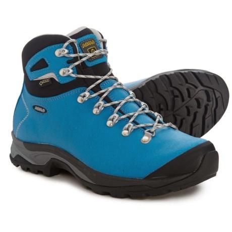 Asolo Thyrus GV Gore-Tex Hiking Boots 阿索罗 女款全皮轻量防水徒步登山鞋