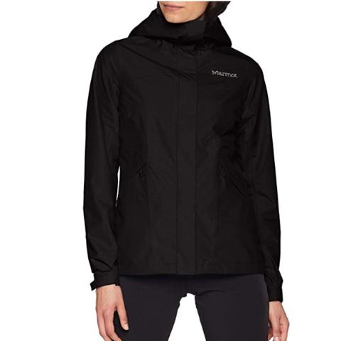 Marmot Women's Phoenix Jacket土拨鼠 女士轻量级防风防雨夹克