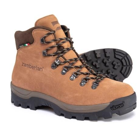 Zamberlan Birch Gore-Tex Hiking Boots 赞贝拉 男款户外徒步登山靴