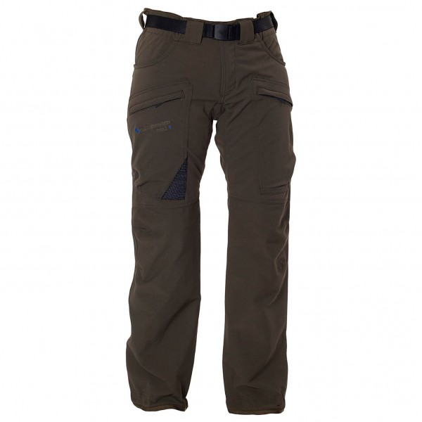 Klattermusen Gere 2.0 Pant 攀山鼠 女款弹性排汗防风耐磨软壳裤