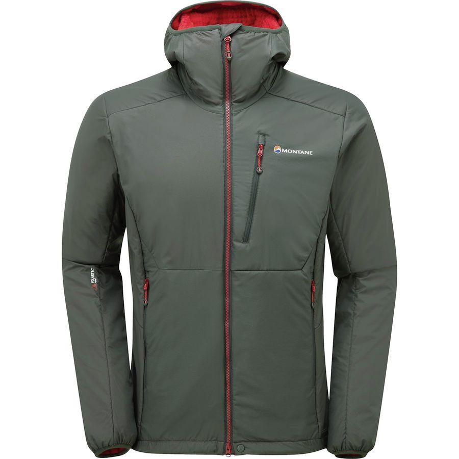 Montane Hydrogen Direct Jacket 男款保暖棉服外套