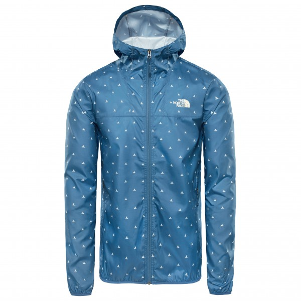 The North Face Printed Cyclone Hoody 北面 男款防风连帽夹克