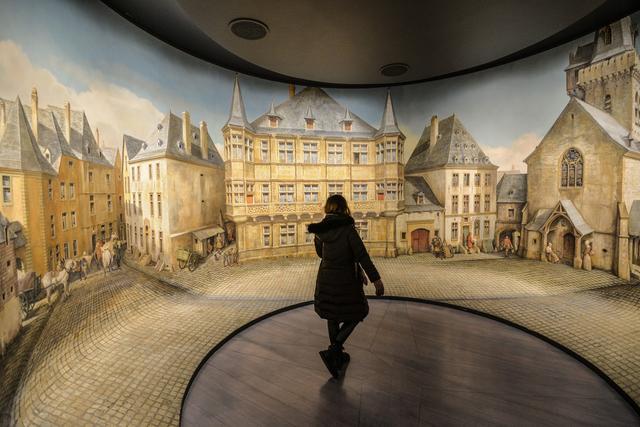 欧洲旅行,就再加一个目的地卢森堡自由行
