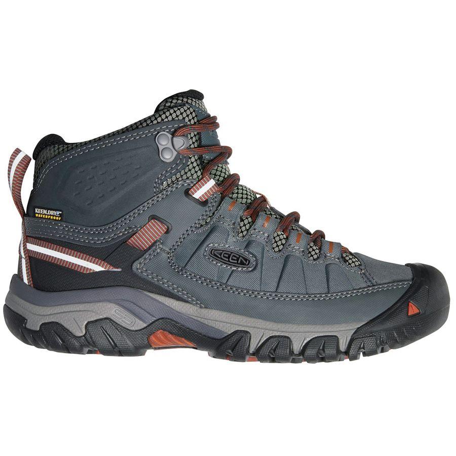 KEEN Targhee Exp Mid Waterproof Boot 女款 户外徒步登山鞋