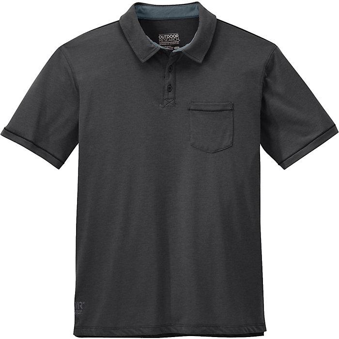 Outdoor Research Sandbar Short Sleeve Polo 男款 户外Polo衫
