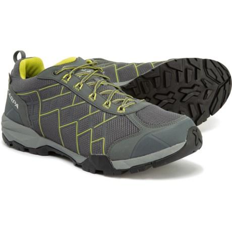 Scarpa Hydrogen Gore-Tex Hiking Shoes 斯卡帕 男款低帮徒步登山鞋