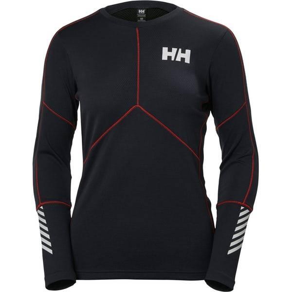 Helly Hansen Lifa Active Crew Base Layer Top 海丽汉森 女款保暖长袖T恤