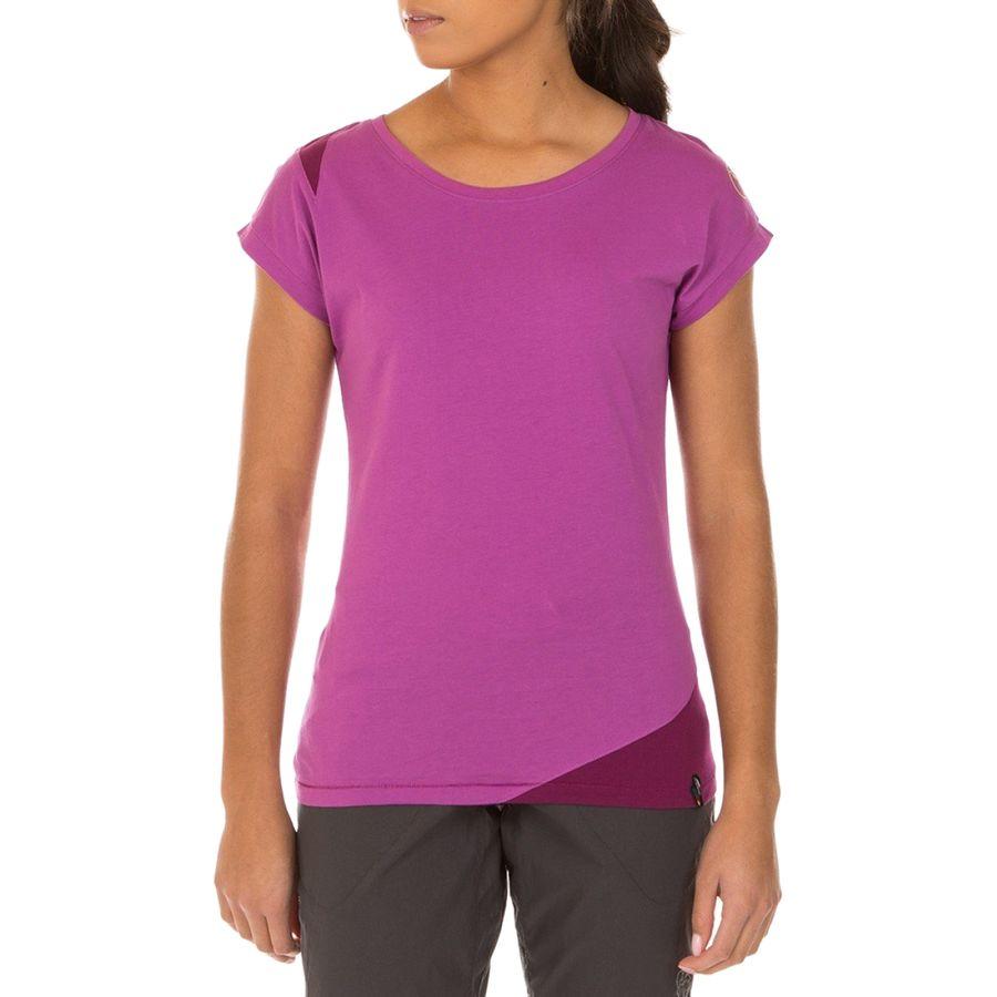 La Sportiva Chimney Short-Sleeve T-Shirt 拉思珀蒂瓦 女款短袖T恤