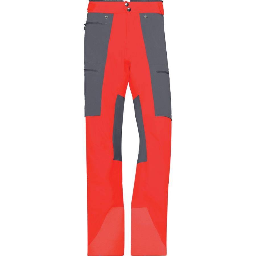 Norrona Lyngen Windstopper Hybrid Pant 老人头 男款混合滑雪裤