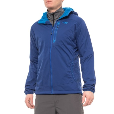 Outdoor Research Ascendant Insulated Hoodie 男款保暖连帽夹克