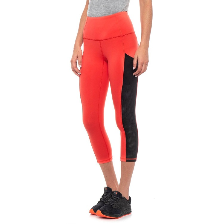 The North Face Motivation High Rise Pocket Crop Pants 北面 女款压缩裤
