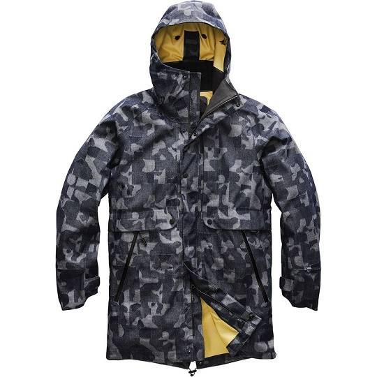 The North Face Cryos 3L Big E Mac GTX Jacket 北面 男款防水派克大衣