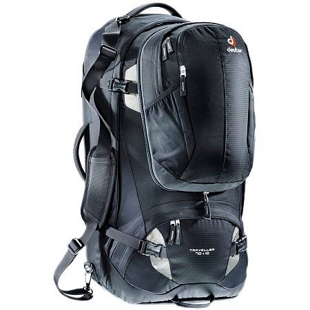 Deuter Traveller 70+10L Backpack 多特 自助旅行背包