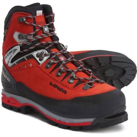 Lowa Mountain Expert Gore-Tex Evo Mountaineering Boots 男款重装高帮登山靴