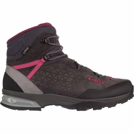 Lowa Sassa GTX Mid Boot 女款防水徒步登山鞋