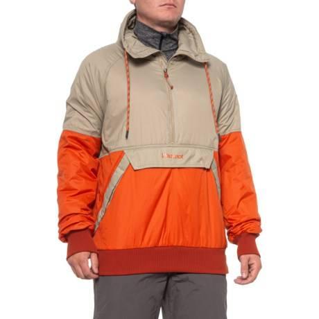 Marmot Lynx Anorak 土拨鼠 男款连帽抽绳卫衣夹克
