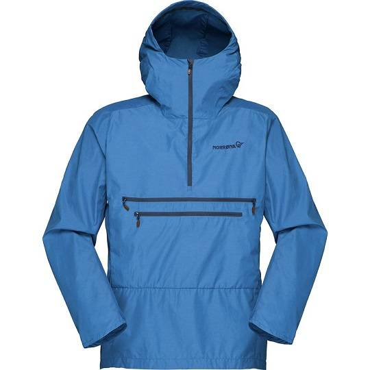 Norrona Svalbard Lightweight Anorak 老人头 男款防风套头衫