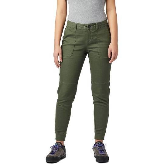 Mountain Hardwear Ayla Pant 山浩 女款休闲针织长裤