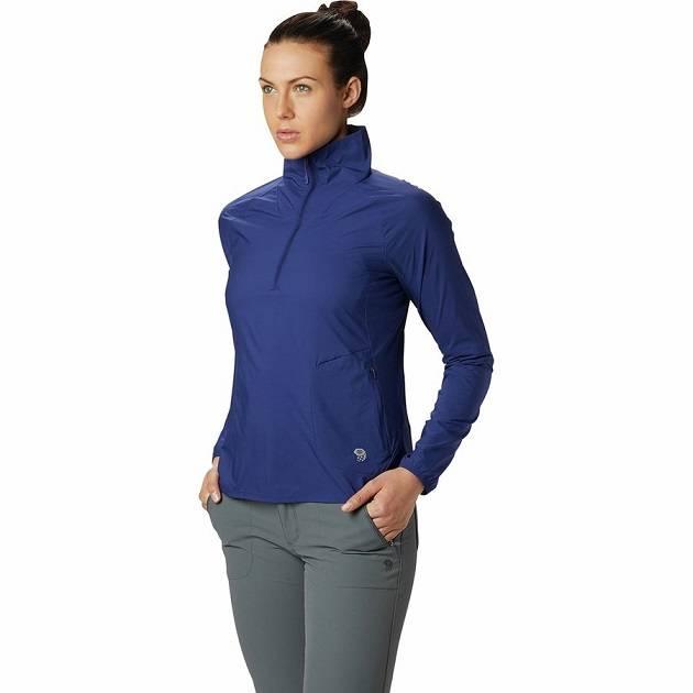 Mountain Hardwear Kor Preshell Pullover Jacket 山浩 女款套头运动夹克