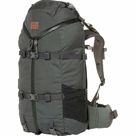 Mystery Ranch Terraframe 50 3-Zip Backpack 神秘牧场徒步登山包