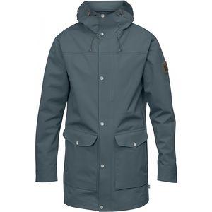 Fjallraven北极狐Greenland Eco-Shell Jacket 男款防水外套