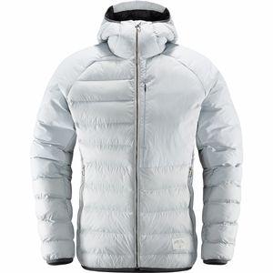 Haglofs 火柴棍Dala Mimic Hooded Jacket男款保暖棉服连帽外套