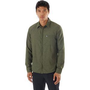 Mammut猛犸象Winter Long-Sleeve Shirt男款长袖衬衫